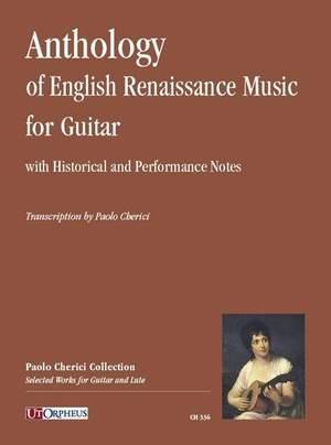 Anthology of English Renaissance Music