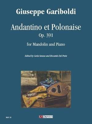 Gariboldi, G: Andantino et Polonaise op.391