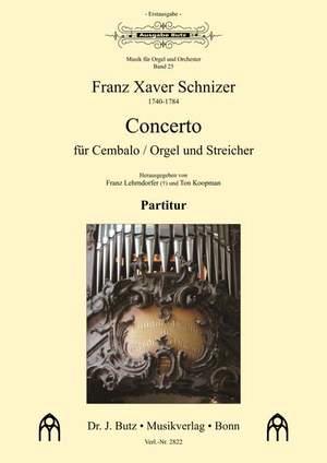 Franz Xaver Schnizer: Konzert
