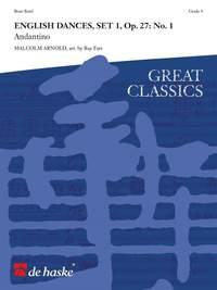 Sir Malcolm Arnold: English Dances, Set 1, Op. 27: No. 1