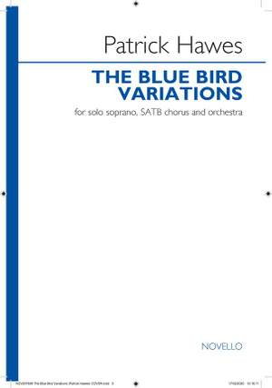 Patrick Hawes: The Blue Bird Variations Product Image