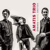 Enescu, Britten & Ravel