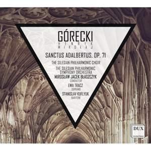 Gorecki: Sanctus Adalbertus Product Image