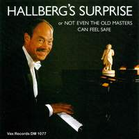 Hallberg's Surprise or Not Even The Old Masters Can Feel Safe (Remastered)