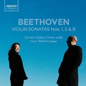Beethoven: Violin Sonatas Nos. 1, 5 & 8