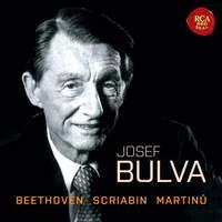 Beethoven, Scriabin & Martinu: Piano Sonatas