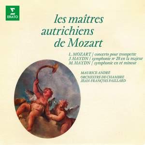L. Mozart, J. & M. Haydn: Les maîtres autrichiens de Mozart