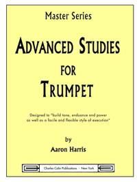 Aaron Harris: Advanced Studies For Trumpet