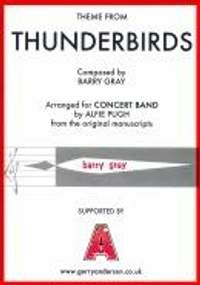 Barry Gray: Thunderbirds