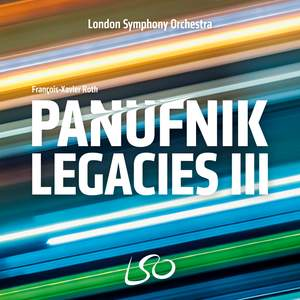 The Panufnik Legacies III Product Image