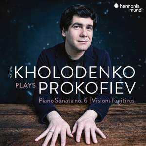 Prokofiev: Sonata No. 6 & Visions Fugitives