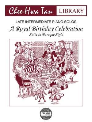 Tan, Chee Hwwa: Piano Safari Royal Birthday Celebrations Product Image