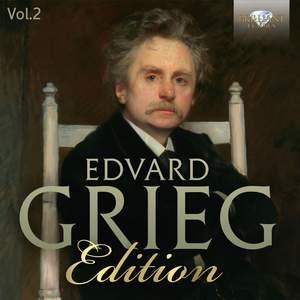Edvard Grieg Edition Vol. 2