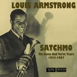 Satchmo: The Decca And Verve Years 1924-1967 Product Image