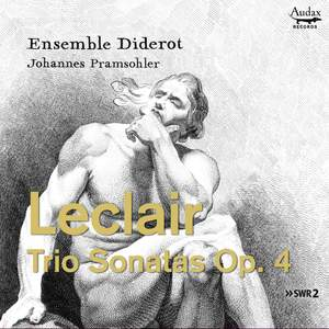 Leclair: Trio Sonatas Op. 4