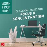 Work From Home: Classical Music for Focus & Concentration