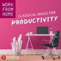 Work From Home: Classical Music for Productivity