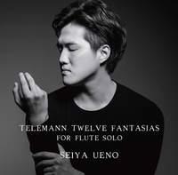 Telemann: 12 Fantasias for Flute Solo, TWV 40:2-13