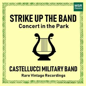 Strike Up The Band - Concert in the Park