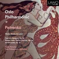 Rimsky-Korsakov: Capriccio Espagnol, Scheherazade & Russian Easter Festival Overture