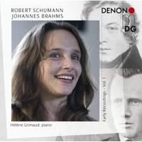 Schumann: Kreisleriana & Brahms: Sonatas Volume 1