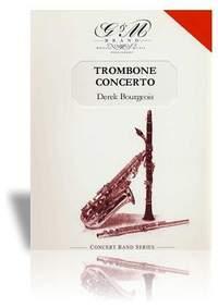 Derek Bourgeois: Trombone Concerto Op. 114