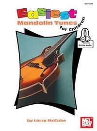 Larry McCabe: Easiest Mandolin Tunes for Children