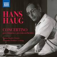 Hans Haug & Mario Castelnuovo-Tedesco: Chamber Works
