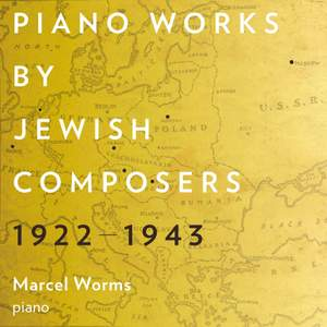 Piano Works by Jewish Composers, 1922-1943 Product Image