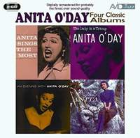 Four Classic Albums (anita Sings the Most / the Lady is A Tramp / An Evening With Anita O'Day / Anita)