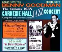 Complete 1938 Carnegie Hall Concert & Other 1950's Material