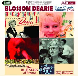 Four Classic Albums Plus (blossom Dearie / Blossom Dearie Plays For Dancing / Give Him the Ooh-La-La / Once Upon A Summertime)