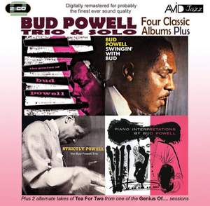 Bud Powell - Four Classic Albums Plus