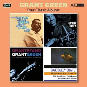 Four Classic Albums (sunday Morning / Reaching Out / Grantstand / First Stand)