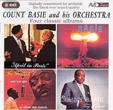 Count Basie - Four Classic Albums