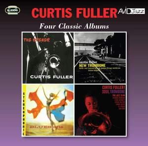 Four Classic Albums (the Opener / New Trombone / Blues-Ette / Soul Trombone) Product Image