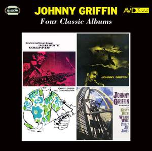 Four Classic Albums (introducing Johnny Griffin / A Blowing Session / the Congregation / Way Out)
