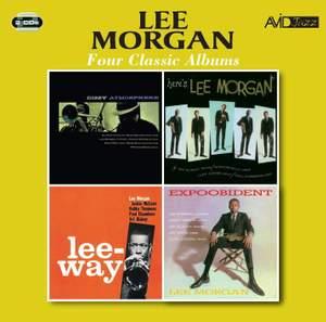 Four Classic Albums (dizzy Atmosphere / Here's Lee Morgan / Leeway / Expoobident)