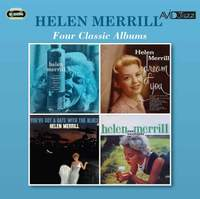 Four Classic Albums (helen Merrill / Dream of You / You've Got A Date With the Blues / the Nearness of You)