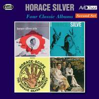Four Classic Albums (new Faces New Sounds / Horace Silver & the Jazz Messengers / Horace-Scope / the Tokyo Blues)