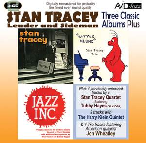 Three Classic Albums Plus (stan Tracey Showcase / Little Klunk / Jazz Inc) Product Image
