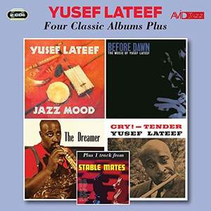 Four Classic Albums Plus (jazz Mood / Before Dawn / the Dreamer / Cry Tender)