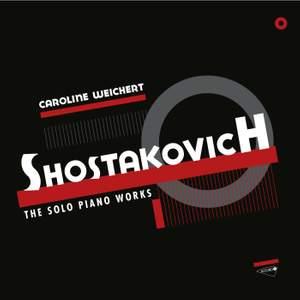 Shostakovich: The Solo Piano Works