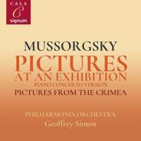 Mussorgsky: Pictures at an Exhibition (Piano Concerto version)