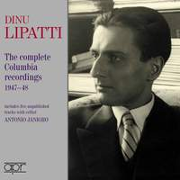 Lipatti: The Complete Columbia recordings 1947-1948