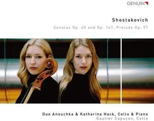 Shostakovich: Sonatas, Op. 40 and Op. 147; Prelude, Op. 97