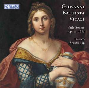 Vitali: Varie Sonate, Op. 11, 1684 Product Image