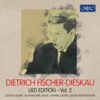 Dietrich Fischer-Dieskau: Lied-Edition, Vol. 2