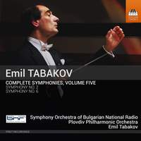 Tabakov: Complete Symphonies, Vol. 5