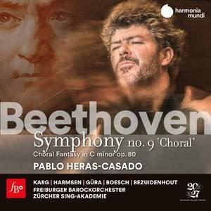 Beethoven: Symphony No. 9 & Choral Fantasy Product Image